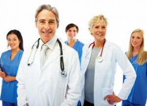 Valeomed Egészségközpont munkatársak