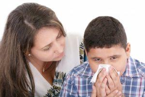 allergia hörghurut